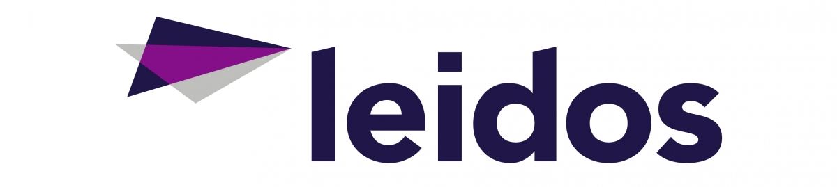 Graphic of Leidos logo