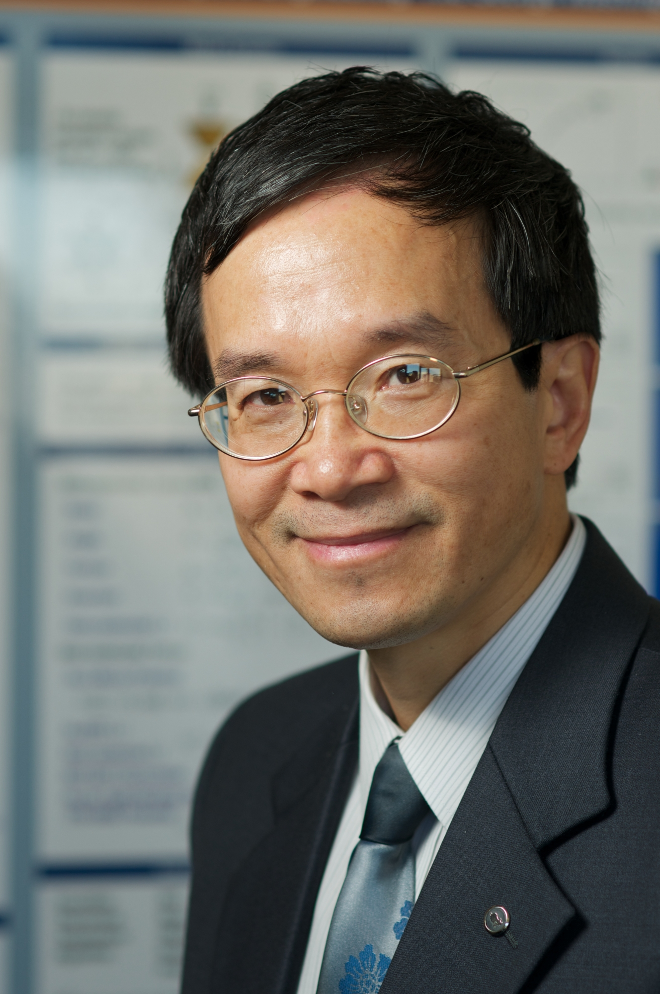 Photo of Professor Leng
