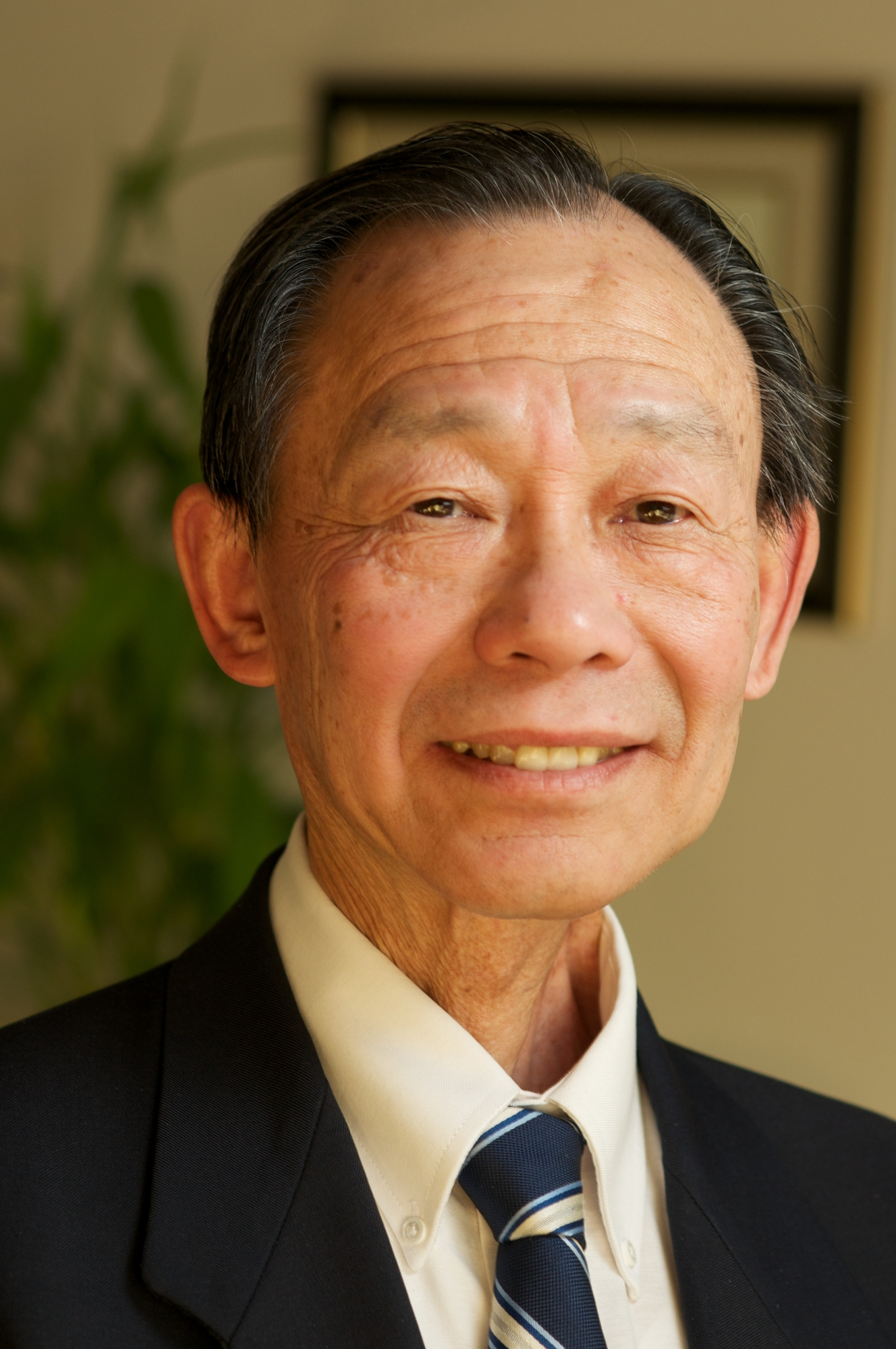 Photo of Professor James D. Lee