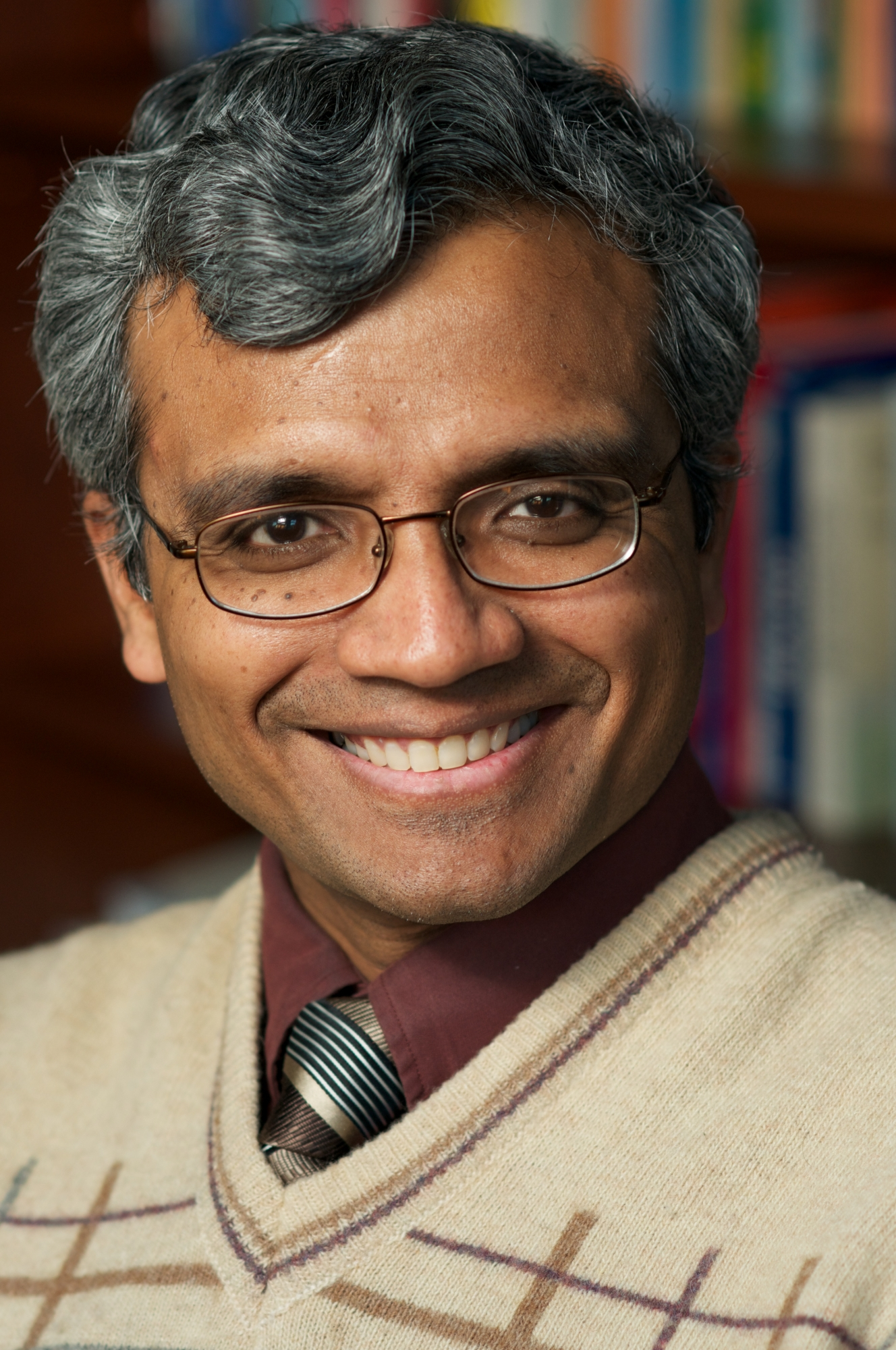 Photo of Professor Sarkar
