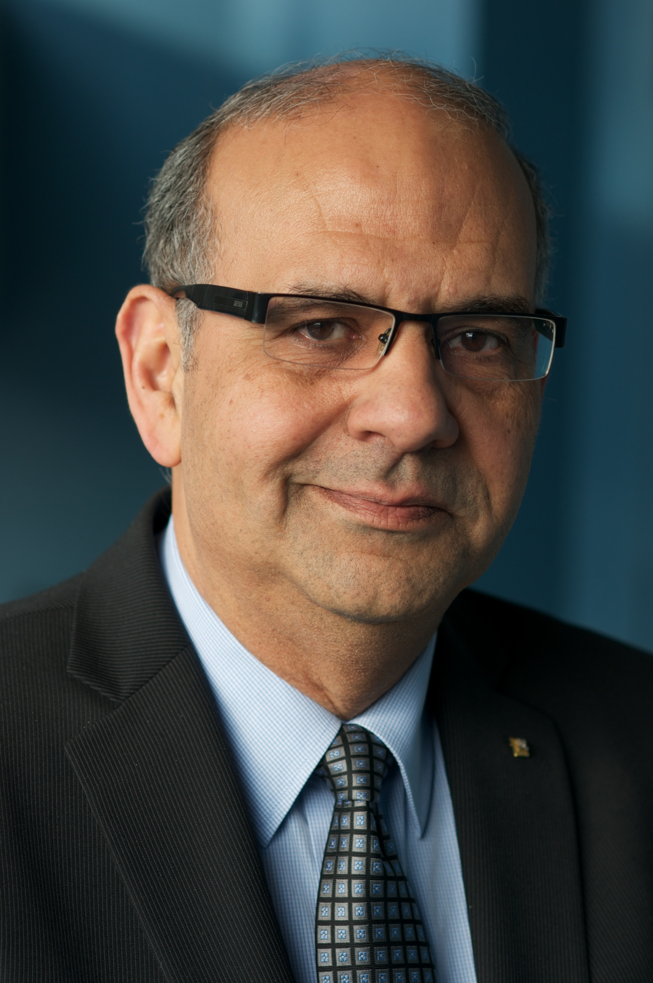 Photo of Professor El-Ghazawi