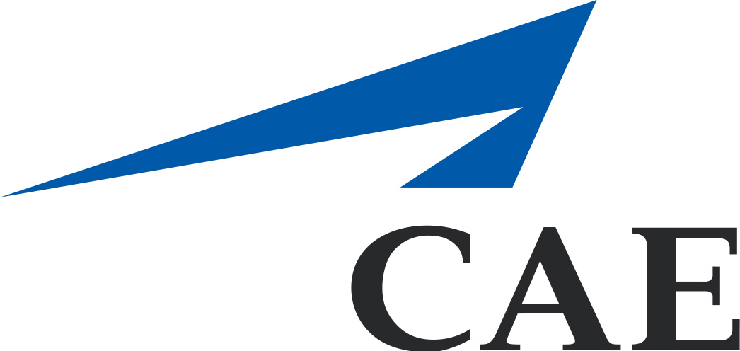 Graphic of CAE logo