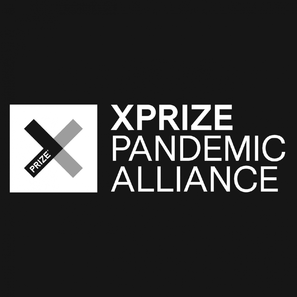 XPrize Pandemic Alliance logo