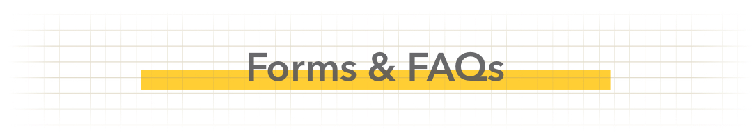 GW Pinpoint; Forms & FAQs