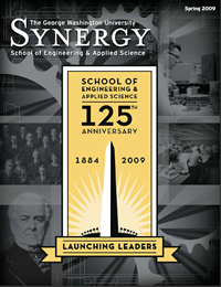 GW Pinpoint; Cover of Synergy 2009