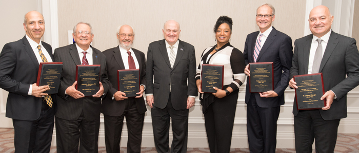 Photo of Hall of fame 2016 inductees
