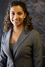 Photo of Professor Saniya LeBlanc