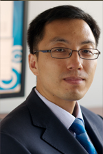 Photo of Professor Tianshu Li