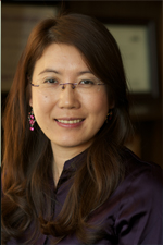 Photo of Professor Lijie Grace Zhang