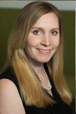 Photo of Professor Megan Leftwich