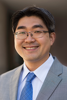 Photo of Professor Park