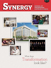GW Pinpoint; Cover of Synergy 2011