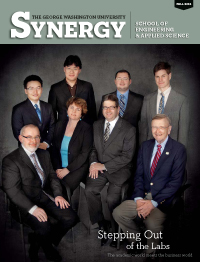 GW Pinpoint; Cover of Synergy 2012