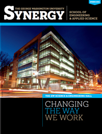 GW Pinpoint; Cover of Synergy 2016