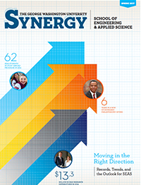 GW Pinpoint; Cover of Synergy 2017