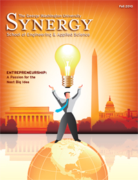 GW Pinpoint; Cover of Synergy 2010