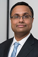 Photo of Professor Guru V. Venkataramani