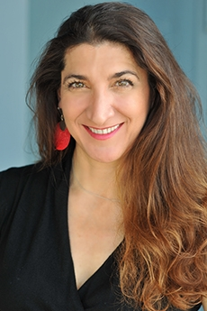 Headshot of Lorena Barba